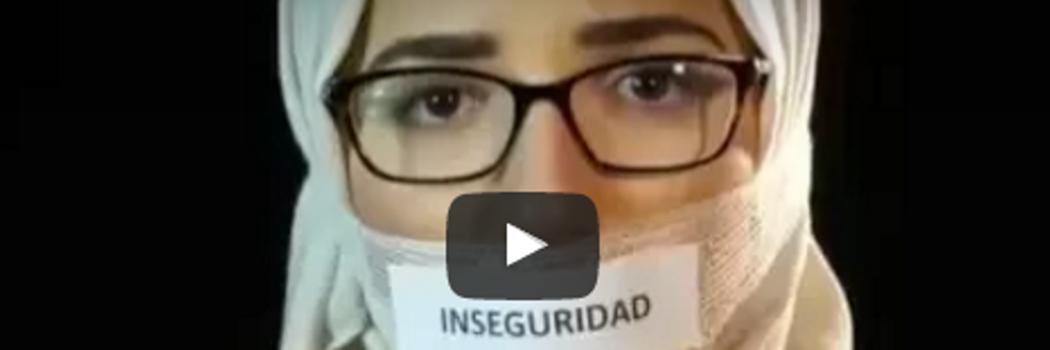 Vídeo campanya de foment de la denúncia davant el fet Islamòfob