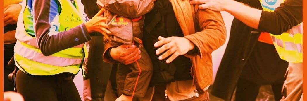 27F 12h Barcelona. Exigim VIES SEGURES per a les persones refugiades i migrants.