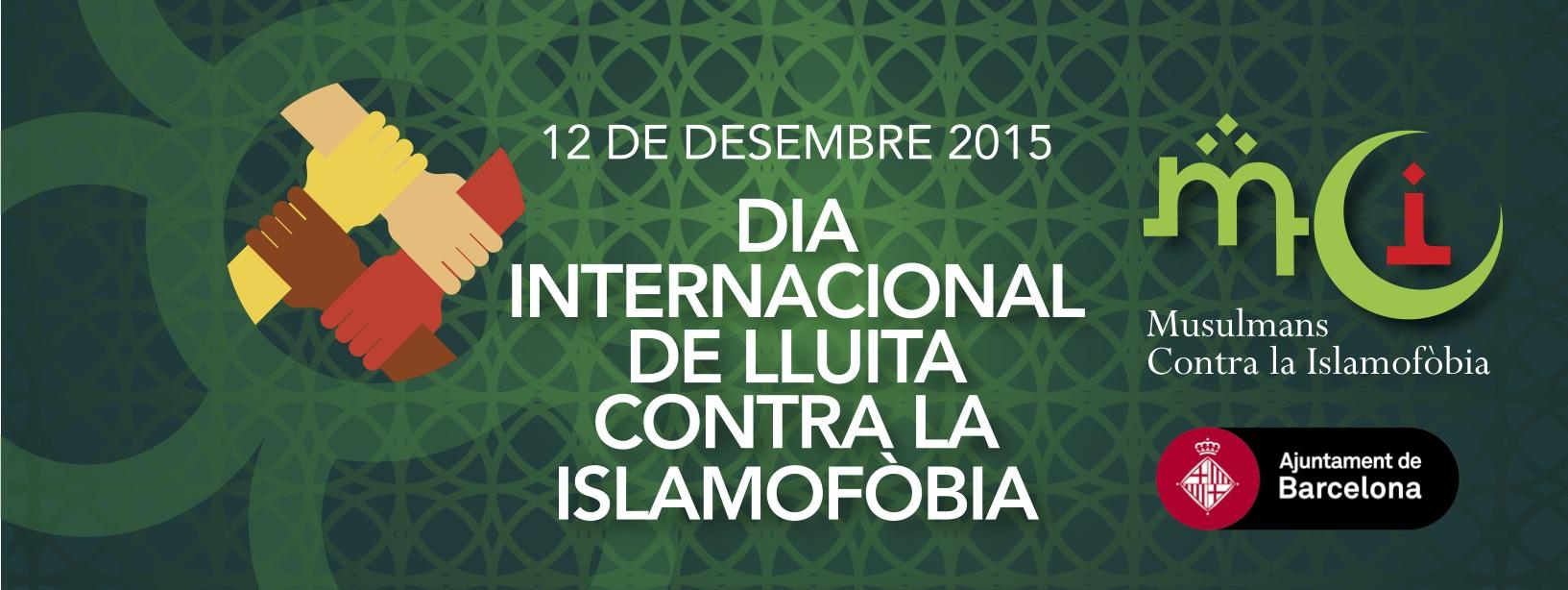 Jornada Internacional de Lluita contra la Islamofòbia